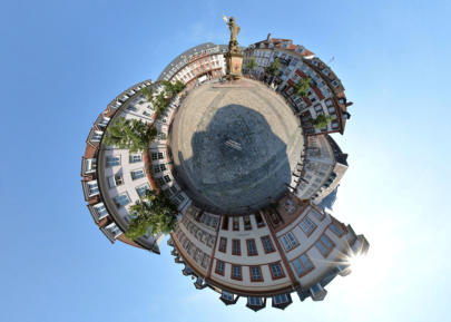 Little Planet Heidelberg - Kornmarkt