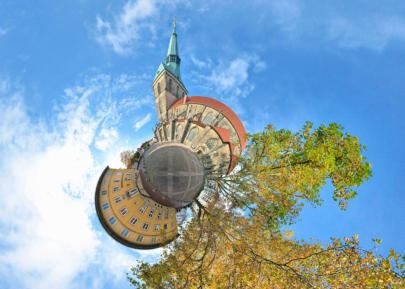 Little Planet Hildesheim - Andreasplatz