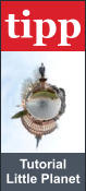 tipp Tutorial Little Planet