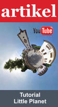 artikel Tutorial Little Planet
